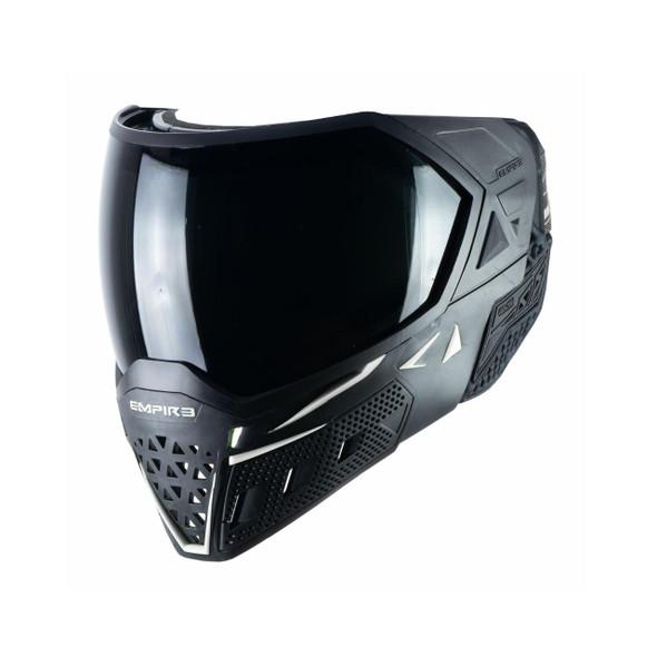 Empire EVS Paintball Mask - Black/White