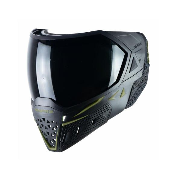 Empire EVS Paintball Mask - Black/Olive