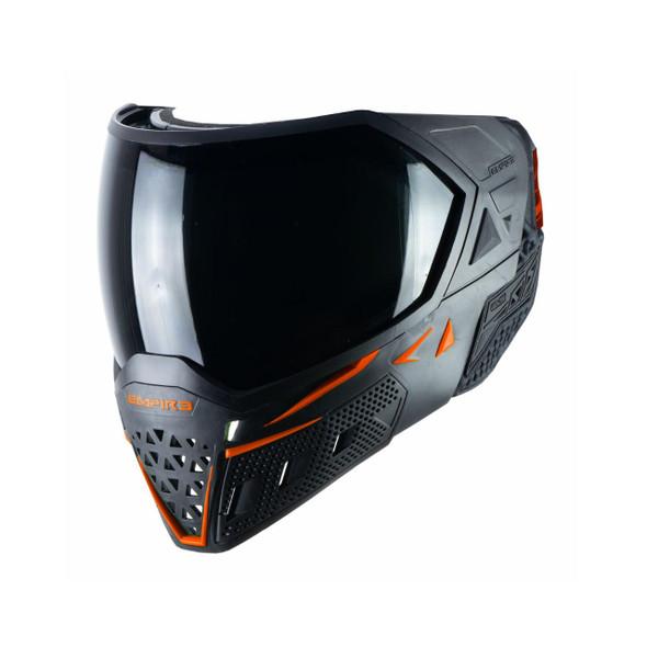 Empire EVS Paintball Mask - Black/Orange