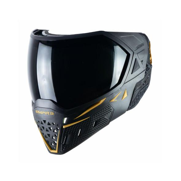 Empire EVS Paintball Mask - Black/Gold