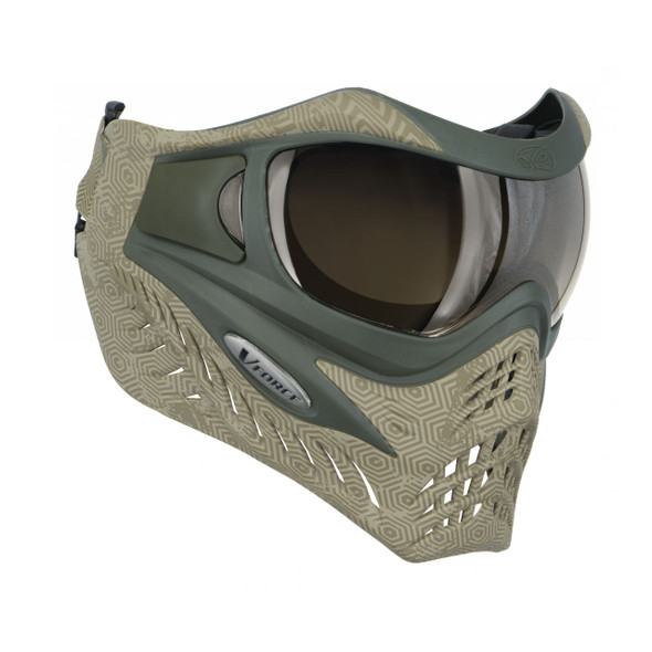 VForce Grill SE Thermal Paintball Mask / Hextreme Sand