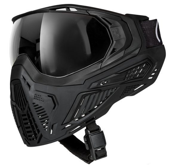 HK Army SLR Paintball Mask – Midnight