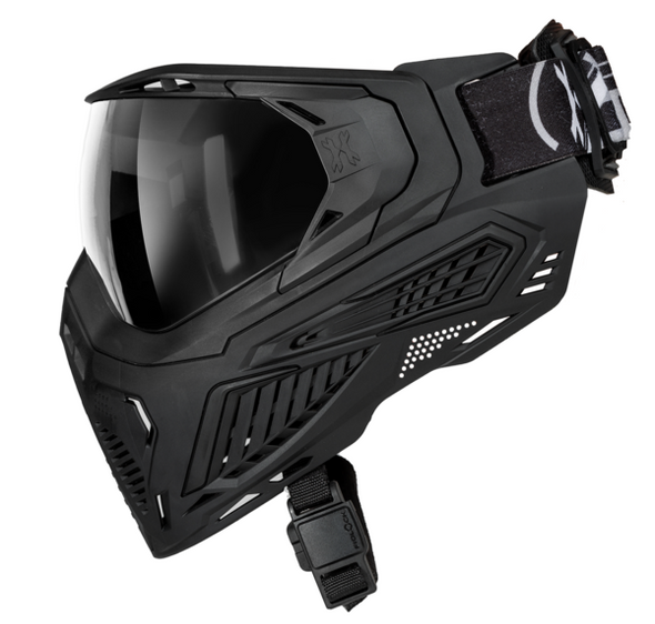 HK Army SLR Paintball Mask – Midnight