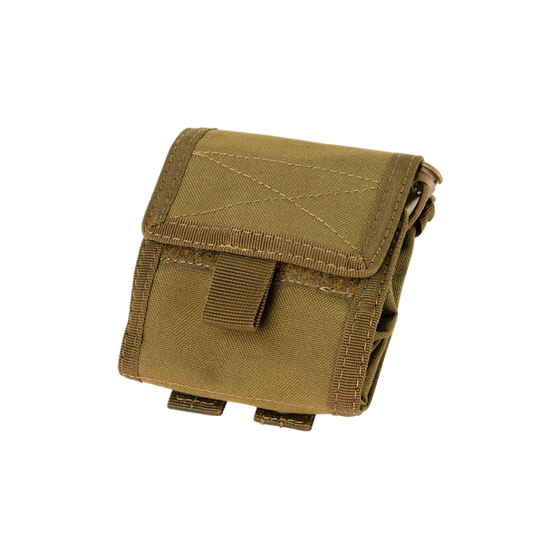 Condor Roll-Up Utility Pouch / Coyote