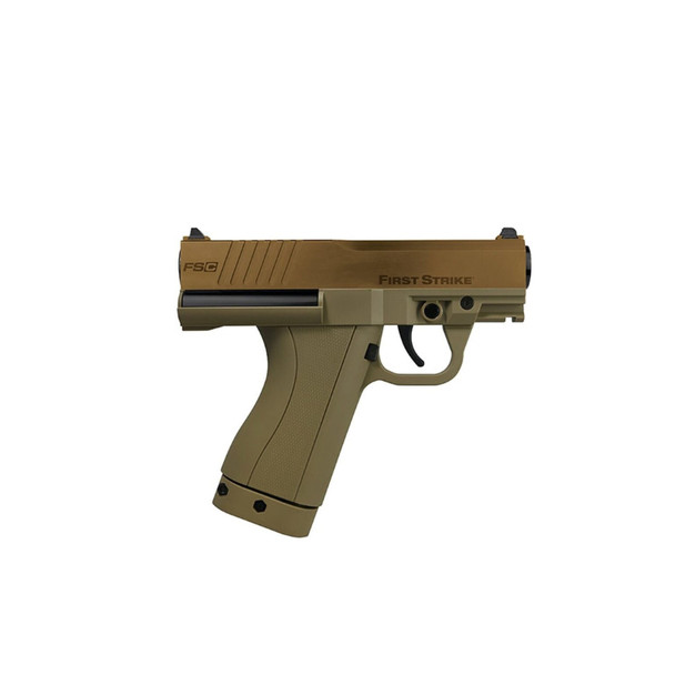 First Strike FSC Paintball Pistol Brown/Tan - Limited Edition