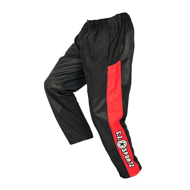Empire Grind Pants - Black/Red