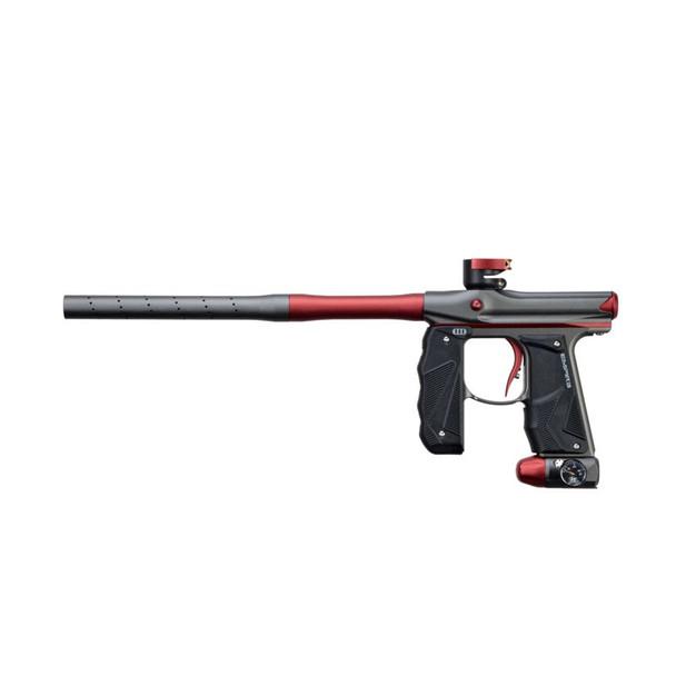 Empire Mini GS Paintball Gun w/ 2pc Barrel Dust Dark/Red
