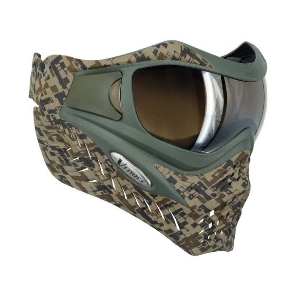 VForce Grill SE Thermal Paintball Mask / Circuit Camo