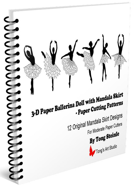 picture relating to Ballerina Silhouette Printable called Printable Behavior - Paper Chopping Designs - Us citizens - Web page