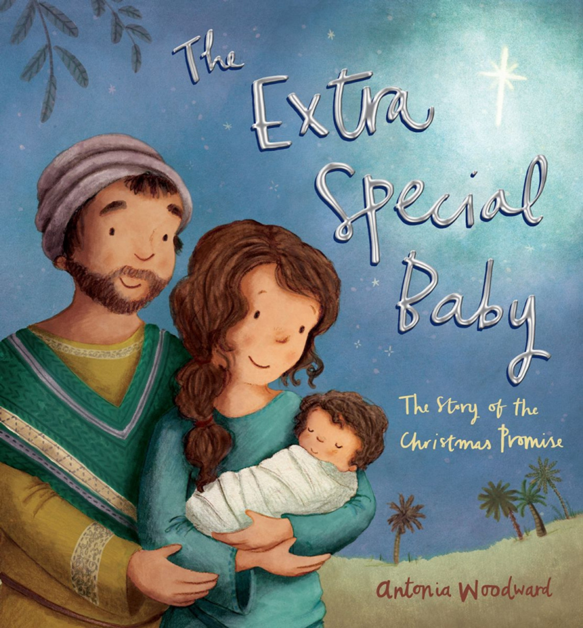The Christmas Promise Book.The Extra Special Baby The Story Of The Christmas Promise 9780745976785