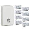 Kimberly Clark Scott Compact Hand Towel Starter Pack (5855 70240) Kimberly Clark Professional