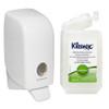 Kleenex Moisturising Instant Hand Sanitiser Starter Pack (14031 69480) Kimberly Clark Professional