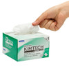 Kimtech Science Kimwipes Delicate Task 280 Wipers (KC34120) Lens Cleaning Microfibre Wipers Kimberly Clark Professional