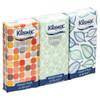 Kleenex Pocket Pack Facial Tissue 4Ply 144 Packs x 9 Tissues (0201)