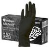 Medicom SafeTouch Ultimate Black Textured Latex Gloves Small (1158B) Medicom Australia
