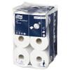 Tork SmartOne Mini Toilet Roll 2Ply T9 12 Rolls (472193)
