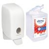 Kleenex 80% Alcohol Foam Hand Sanitiser Starter Pack (6492 69480)  Kimberly Clark Professional