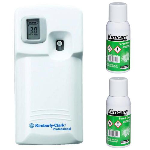 Kimcare Micromist Forest Dew Fragrance Starter Pack (9600 6892)