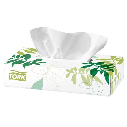 Tork Premium Facial Tissue 2 Ply 24 Packs x 100 Sheets (TK2311408) Tork Products