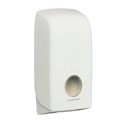 Kimberly Clark Aquarius Single Sheet Toilet Tissue Dispenser (69460) Kimberly Clark Professional