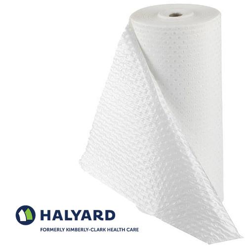 Halyard Benchroll 4 Ply 2 Rolls 41.5cm x 91m (2911) Kimberly Clark Medical Supplies | Halyard Health