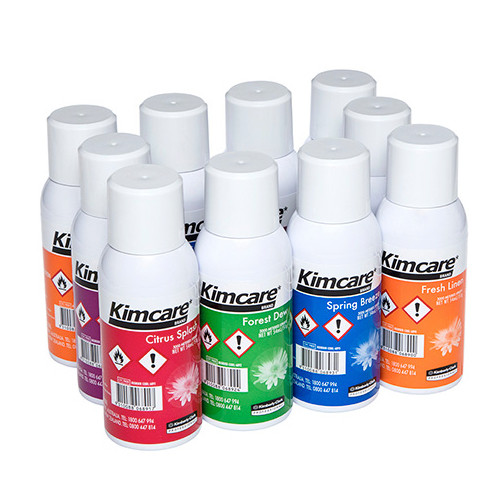 Kimberly Clark Kimcare Micromist Preference Mixed Pack 10 x 54ml (6895)