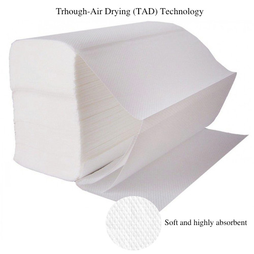 Florin Ultraslim Hand Towels TAD Executive 16 x 150 Towels (HT569FL) Compatible with Kimberly Clark & Tork dispensers