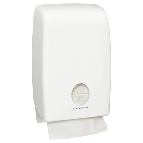 Kimberly Clark Aquarius Multifold Hand Towel Dispenser Large (70230) Kimberly Clark Professional