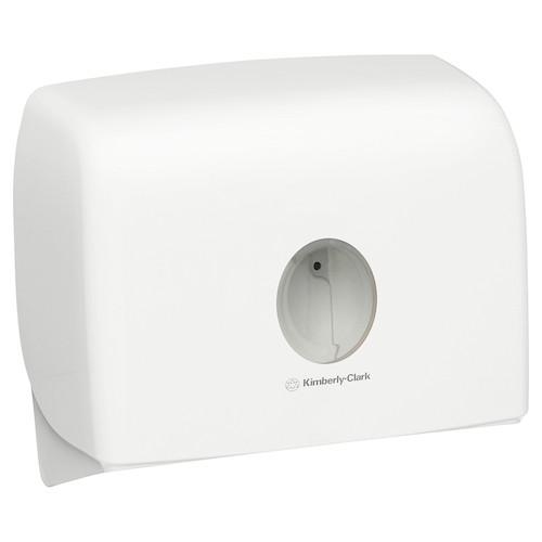 Kimberly Clark Aquarius Multifold Hand Towel Dispenser Small (70220)  Kimberly Clark Professional