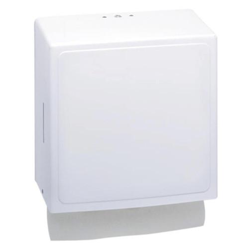 Kimberly Clark Dispenser Suit Interfold Towel 1742 White Enamel (4943) Kimberly Clark Professional