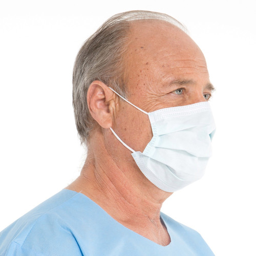 Halyard Procedure Mask with Earloops 300/ctn (6001) | Halyard Health