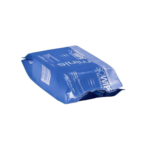 Halyard ISOWIPE Bactericidal Wipes Minis Refill Pack 12 Packs (6838) Halyard Health