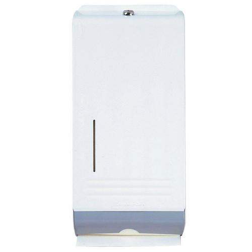Kimberly Clark Compact White Metal Dispenser (4969) Kimberly Clark Professional