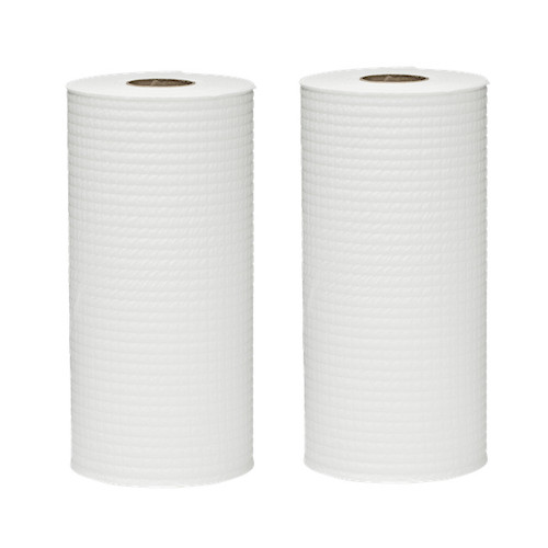 WYPALL X50 Small Roll Wipers White 2 Rolls 24.5cm x 70m (KC4198)
