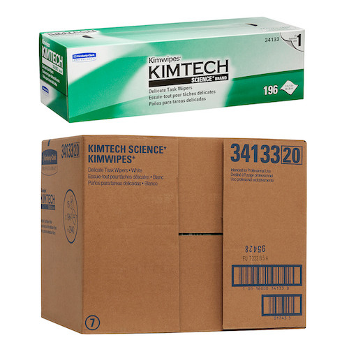 Kimtech Science Kimwipes Delicate Task Wipers 15 Boxes (34133)