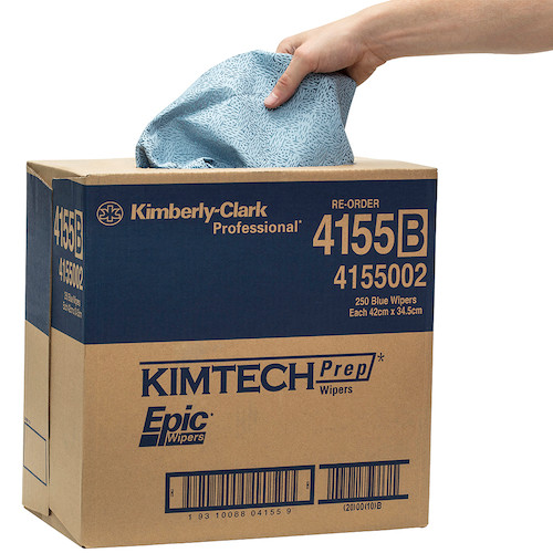 4155 Kimtech® Epic™ Brag™ Box Wipers