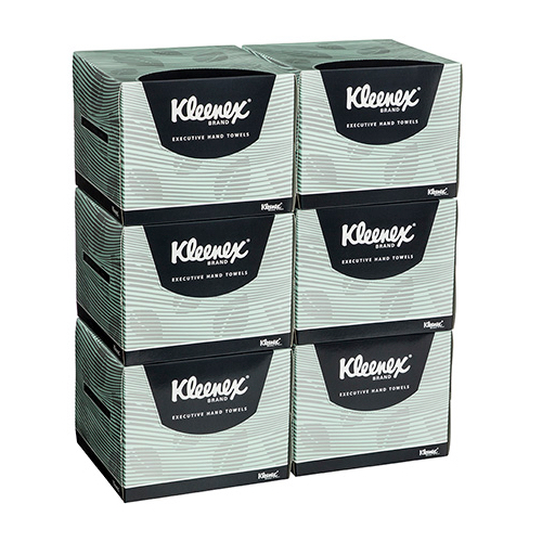 Kleenex Premium Hand Towel 6 Packs x 75 Towels (4480) Kimberly Clark Professional
