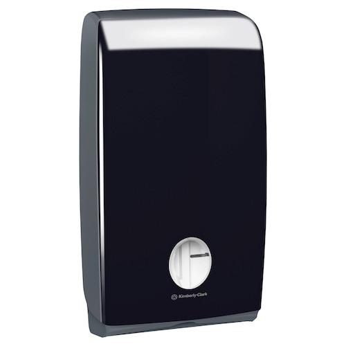 Kimberly Clark Aquarius Optimum Hand Towel Black Dispenser (70001)