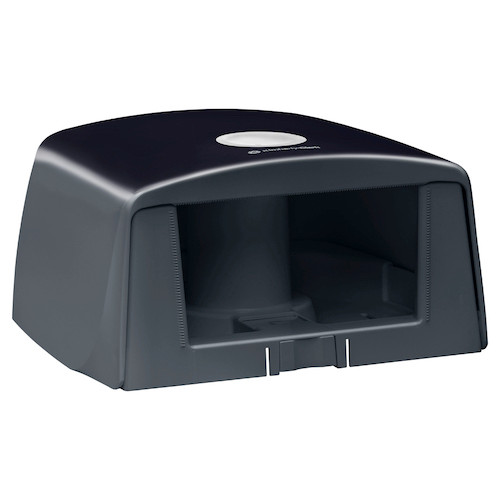 Kimberly Clark Aquarius Jumbo Roll Black Dispenser (70005)