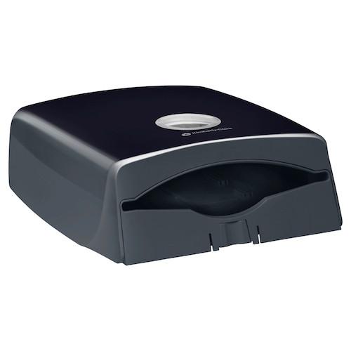 Kimberly Clark Aquarius Multifold Hand Towel Dispenser Black Large (70003) Kimberly Clark Professional