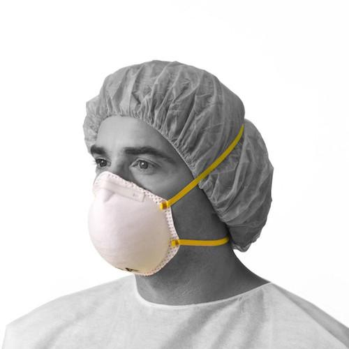 Medline Mask Respirator N95 Cone 20/box (NON24506A) Medline Australia