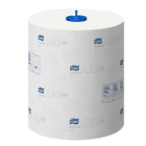 Tork Matic Soft Hand Towel Roll H1 System 6 Rolls (290067) Tork Products