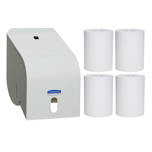Kimberly Clark Scott Long Roll Towel Starter Pack (44199 4941) Kimberly Clark Professional