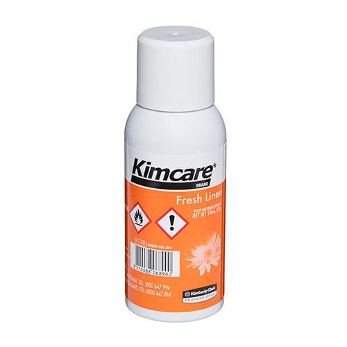 Kimcare Micromist Fresh Linen Fragrance Refill 54ml (6890) Kimberly Clark Professional