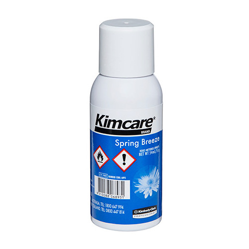 Kimcare Micromist Spring Breeze Fragrance Refill 54ml (6893) Kimberly Clark Professional