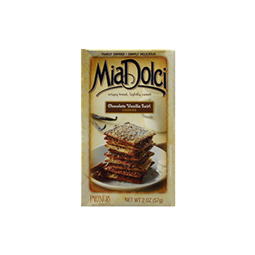 8181 2oz Mia Dolci Chocolate Swirl Cookie $3.48 each