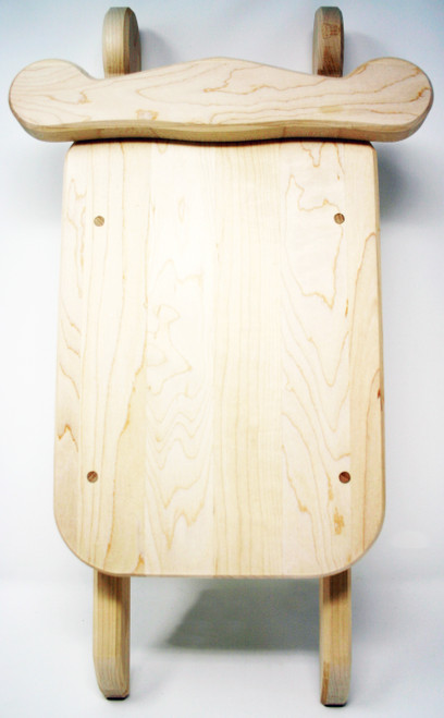 50086 Cutting Board Sled $24.99, All American Hardwoods, Assembled by Adults with Disabilities