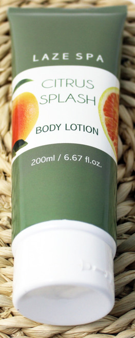 LS101 6.67oz Citrus Splash Body Lotion $4.20