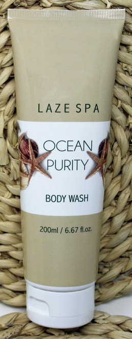 LS400 6.67oz Ocean Purity Body Wash $4.20