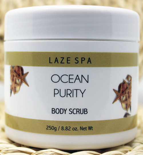 LS402 8.82oz Ocean Purity Body Scrub $7.59